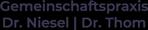 Wurzelkanalbehandlung Karlsruhe Praxis Dr. Niesel | Dr. Thom