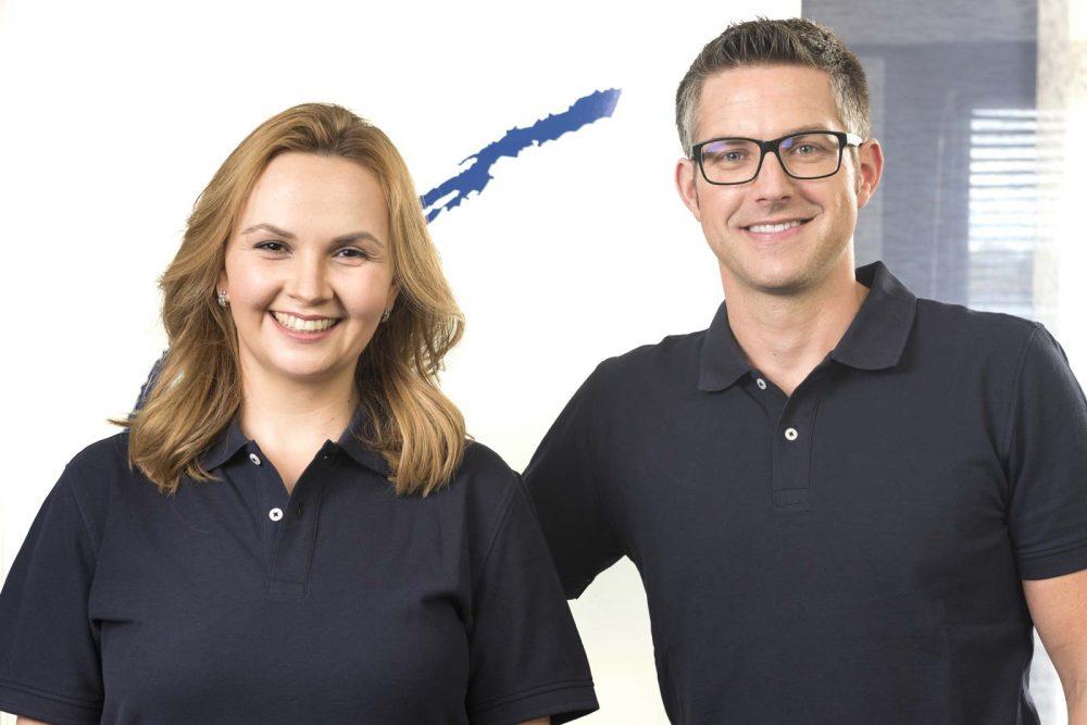 Dr. Radoslava Konstantinova und Dr. Johannes Thom Spezialisten für Wurzelkanalbehandlung